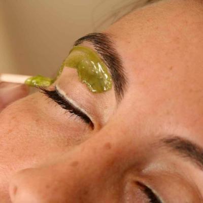 Антибръчки терапия за очи с морски колаген