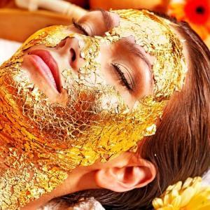 Лифтинг терапия с коензим Q10 и злато за стегната и еластична кожа
