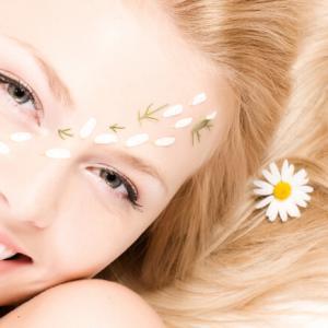 Терапия за чувствителна кожа с лайка