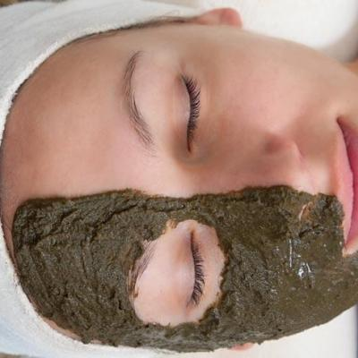 Терапия против бръчки с 90% морски колаген и витамин С
