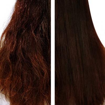 Ботокс терапия для волос